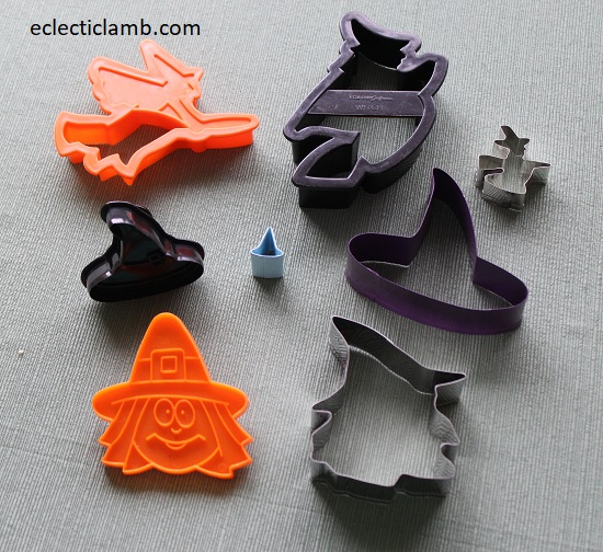 Witch Cookie Cutters