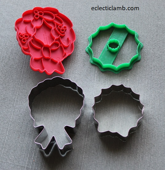 Wreath Cookie Cutters