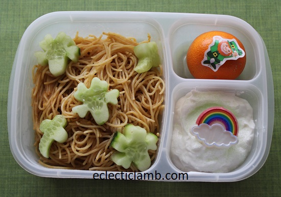 Shamrock Noodles Lunch