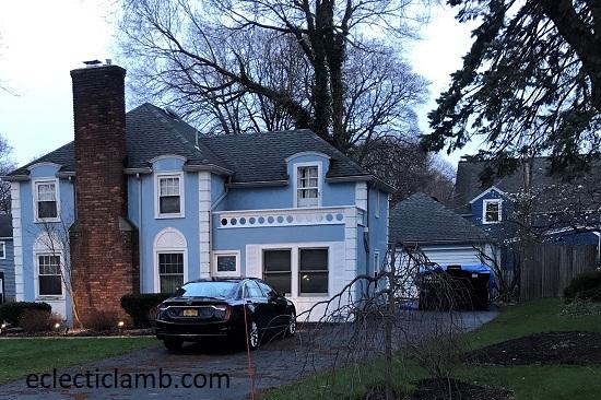 Blue Circle House