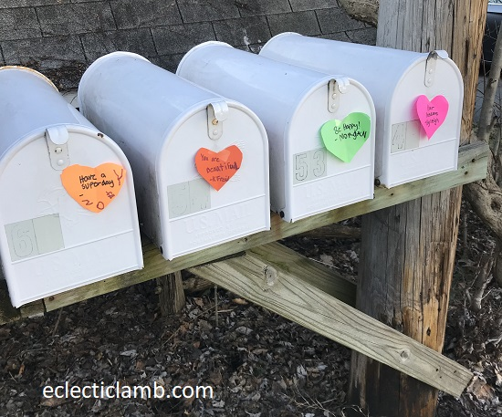 Notes on Mailboxes