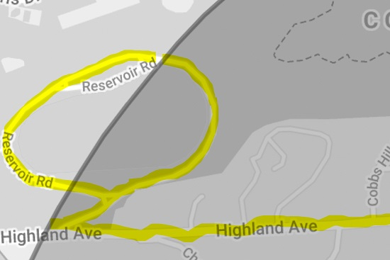 Reservoir Road