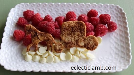 Cinderella Coach Dessert