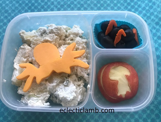 Octopus Themed Lunch