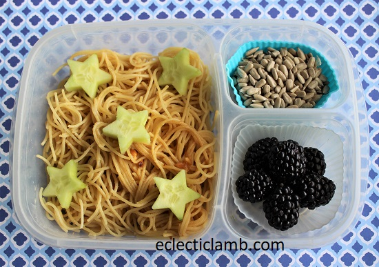 Star Peanut Noodles