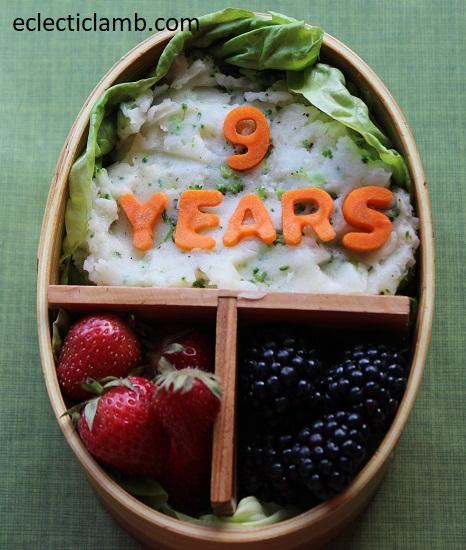 9 year blogiversary