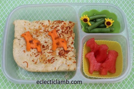 Giraffe Themed Lunch