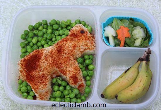 gorilla lunch