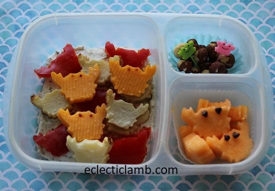 Crab Vegetable Potato Salad