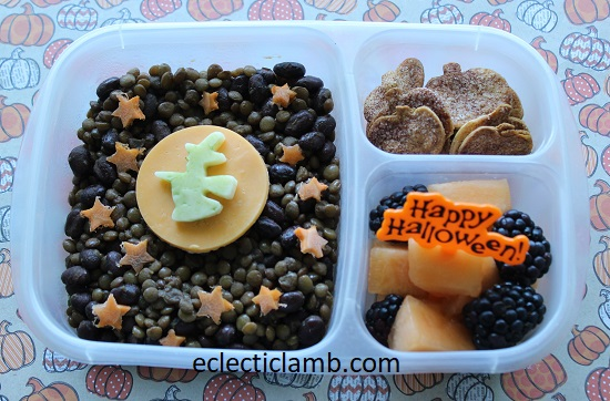Halloween Witch Meal