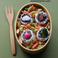 Earth Wind Fire Water Bento