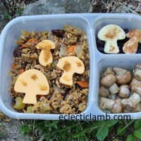Mushroom Lunch