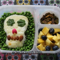 Day of the Dead Lunch