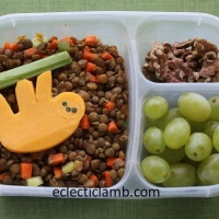 Sloth Themed Meal